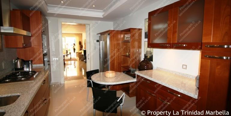 La Trinidad Marbella Garden Apartment For Sale 1