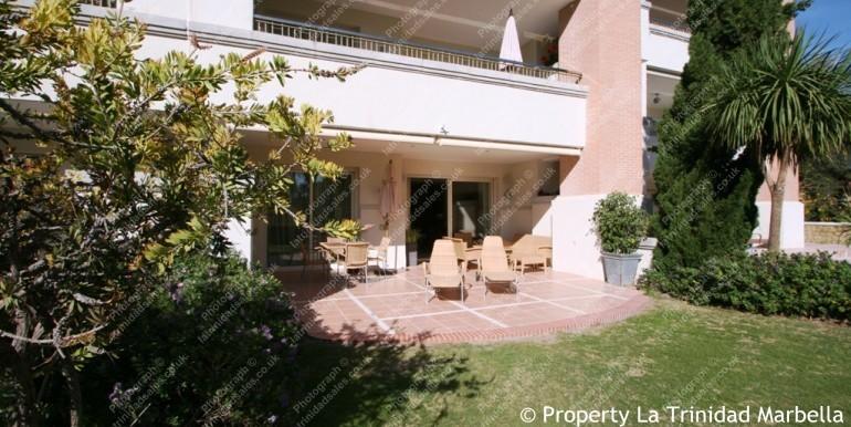 La Trinidad Marbella Garden Apartment For Sale 7