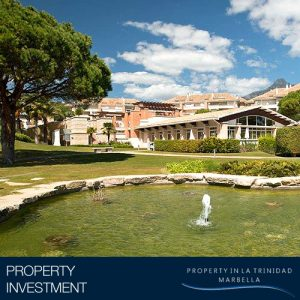Investment Property for Sale La Trinidad Marbella Golden Mile Spain