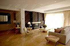 Large Living Area, Luxury Penthouse Apartment for Sale, La Trinidad, Marbella