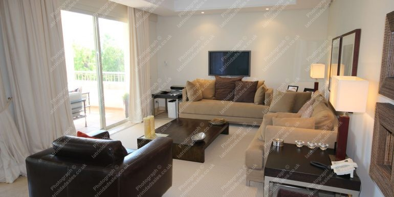 Bright Living Area - Luxury Apartment for Sale, La Trinidad Marbella - South-East Facing, 3 Bed, 3 Bath, First Floor - 15