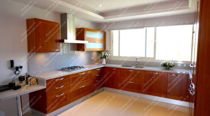 Modern Kitchen, Luxury Penthouse Apartment for Sale, La Trinidad, Marbella