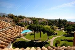 Stunning Med Views, Luxury Penthouse Apartment for Sale, La Trinidad, Marbella