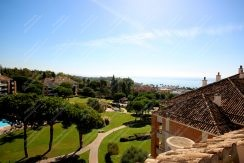 Stunning Sea Views, Luxury Penthouse Apartment for Sale, La Trinidad, Marbella