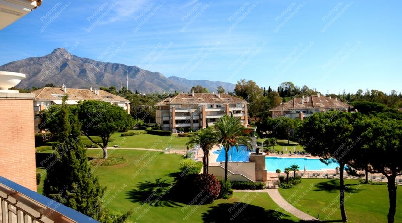 Stunning Views, Luxury Penthouse Apartment for Sale, La Trinidad, Marbella